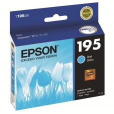 Cartucho de Tinta Epson T195220AL Cian