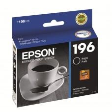 Cartucho de Tinta Epson T196120AL Negro